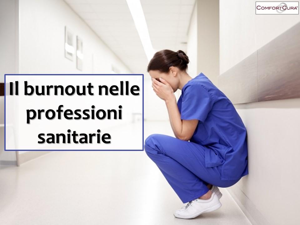 Il Burnout Nelle Professioni Sanitarie Comfortcura